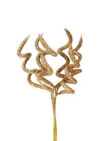 decoratiune-brad-crenguta-auriu