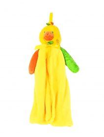 prosop-jucarie-copii-galben