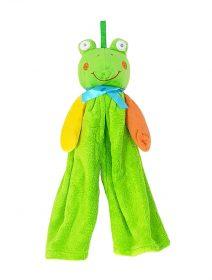 prosop-jucarie-copii-verde