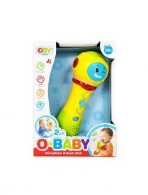 microfon-baby-rosu